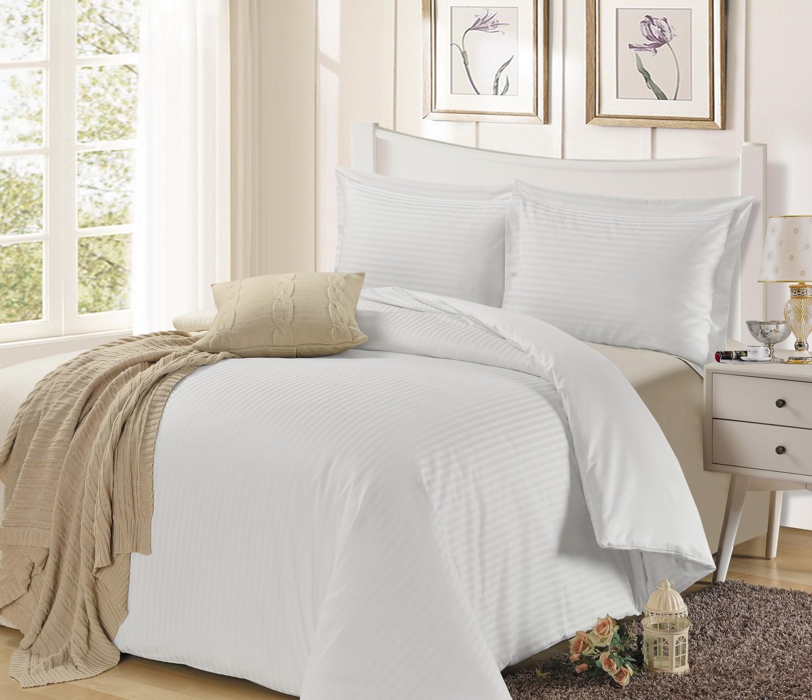 1200 TC Egyptian Cotton Quilt Cover Set