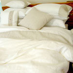 Pure Linen Queen Size Quilt Cover