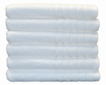 Egyptian Cotton Commercial Bulk Sale Towels White